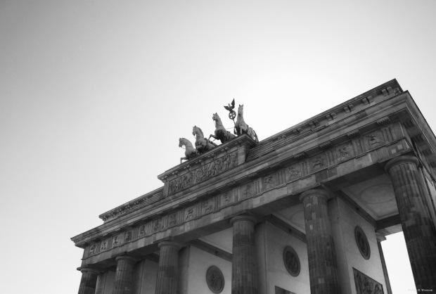 Quadriga, Brandenburger Tor